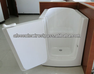 elder walk in bathtub with shower disable bath tub ageing seniors 2