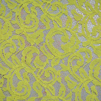 New Cotton Nylon Fancy Lace Design