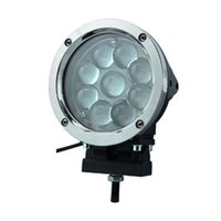 "5.5"" 45W C-REE 9-LED*5W Work light Off-Road SUV ATV 4WD 4X4 Spot/ Flood Beam 3800LM 9-32V IP68 Jeep truck driving lamps"