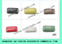 Shinny Plastic Stone Shoes and Bags Accessory