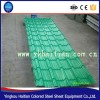 Wholesale construction materials color coated zinc galvanized corrugated metal iron sheet roof price