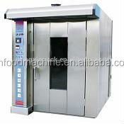 Factory Price Quality Approved Rotary Oven