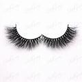 Hot sell! Fashionable mink eyelash extensions100% real mink fur strip eyelashes