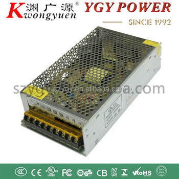 5V 12V 24V switching power supply with CE UL Certificates