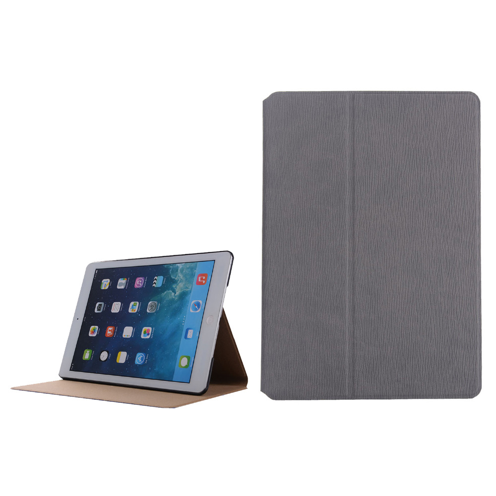 2017 NEW smart cover leather folio case for iPad case and cover shenzhen supplier
