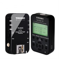 Hot Yongnuo YN-622C-TX E-TTL LCD Wireless Flash Controller/Wireless Flash Trigger Transceiver For Canon Camera