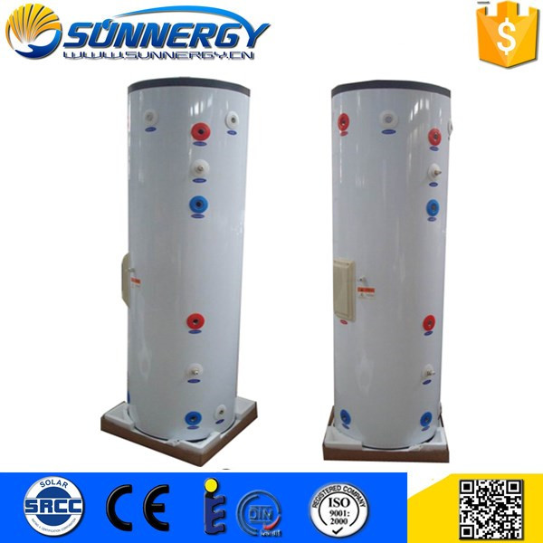 Professional homemade solar water heater vacuum for wholesale