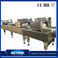 Skywin Brand Chocolate Wafer Making Production line