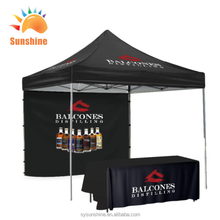 China outdoor cheap custom printed camping canopy party supply large portable gazebo tents for sale trade show tent