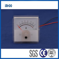 Analogue ammeters and voltmeters 60x60 panel meter Ammeter