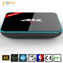 Greek Channels Android Tv Box Amlogic S912 Octa-core 2.4g Bluetooth Air Mouse For Android Tv Box
