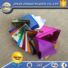 furniture decorative mirror pmma material 2mm mirror acrylic sheet