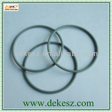 Custom mold grey silicone rubber seal o ring,Factory,ISO9001