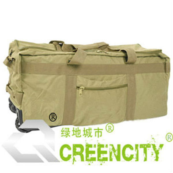 Small Rolling Duffel Bag