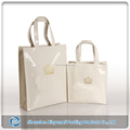 shinny PVC harrods shopping bag