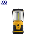 Light High Brightness 3 D batteries Camping Lantern 3W COB Lantern Light