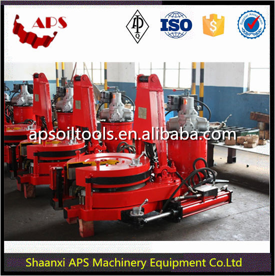 API standard ZQ drill pipe power tongs/hydraulic power tong with high performance in oil and gas equipment