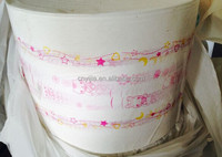 Colorful Printed Pe Film For Baby Diapers
