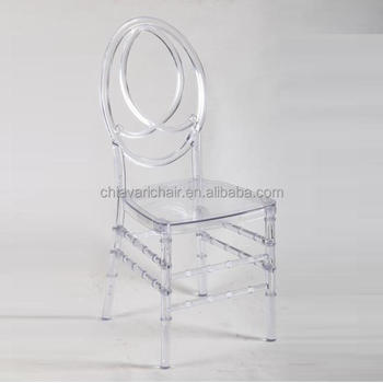 High Quality and Durable Clear Infiniti Chair