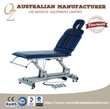 Cervical Electric Medical Treatment Couch Lumbar Physiotherapy Bed Table