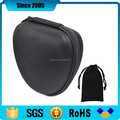 factory wholesale durable eva stereo headphone case with pocket