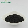 Improve the structure of soil black color humic acid granule from natural leonardite for agriculiture chemical fertilizer