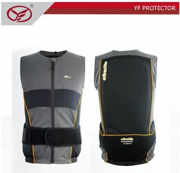 motorcycle armor vest armor clothing drop resistance brace chest protector back protector ski vest high quality special