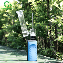 greenlightvapes g9 510nail digital vaporizer with ceramic cbd dab rig