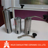 Made in China stainless steel hand coffee grinder