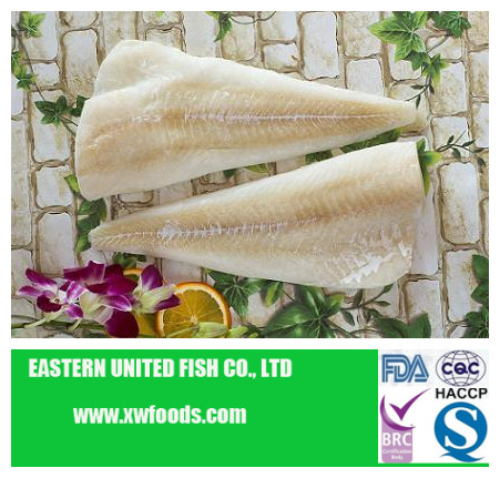 IQF Salted Cod
