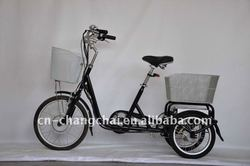 Pedal Cargo Electric Tricycle Made in China