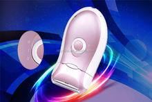 New design epilation household shaver brown lady hair removal with great price