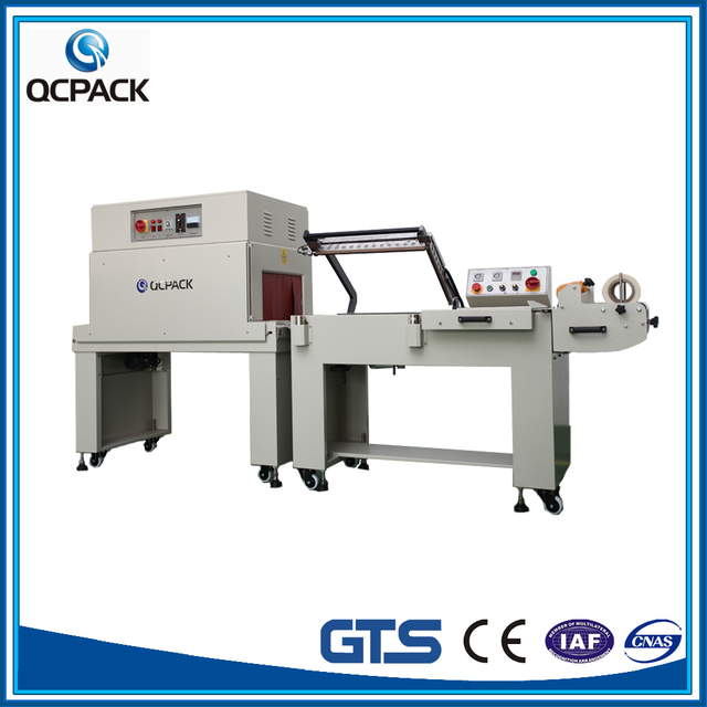 Shrink wrapper,Semi-auto Sealing and Shrinking machine,vertical packing machine