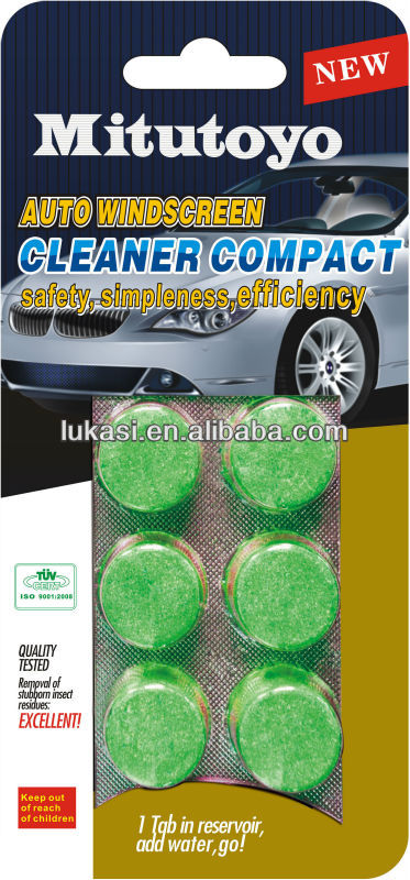 Highly Concentrated Compact Car Wash Car Windshield washer