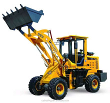 Mini small tractor backhoe loader , cheap wheel loader backhoe, China supplier