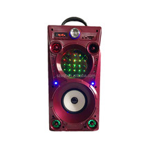 NEW Audio Music Remote Control Speaker With Package
