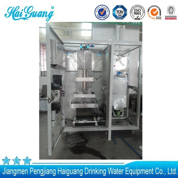 New invented technology auto liquid packing machine cost