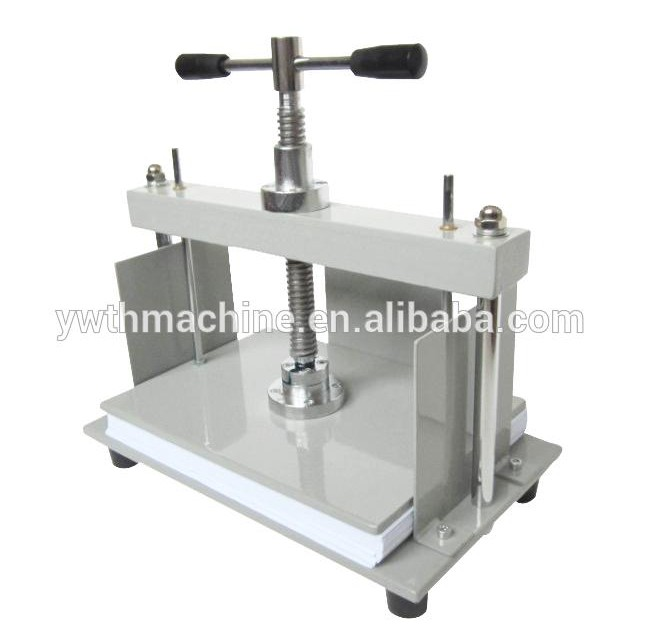 A4 Financial Voucher Planish Machine financial documents flattening machine