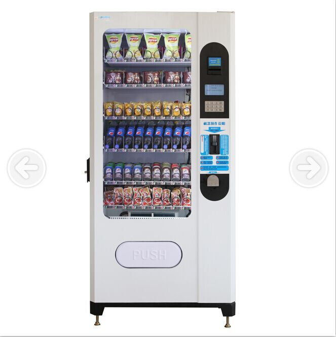 buy new vending machine