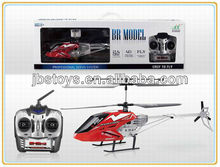 2.4 GHZ 4 channel Alloy helicopter