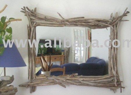 R stico espejo espejos identificaci n del producto for Espejos rusticos baratos