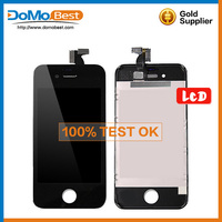 Wholesale new lcd dispaly replacement motherboard for iphone 4 with digitizer full assembly