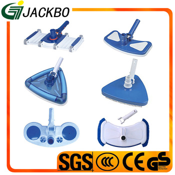 flexible pool vacuum head, swimming pool vacuum head