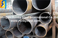 carbon seamless steel cement line pipe for machinery steel pipe