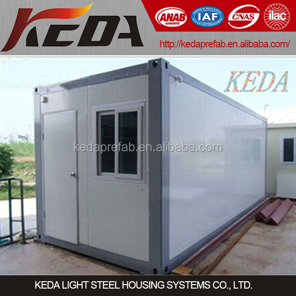 flat pack shipping container house