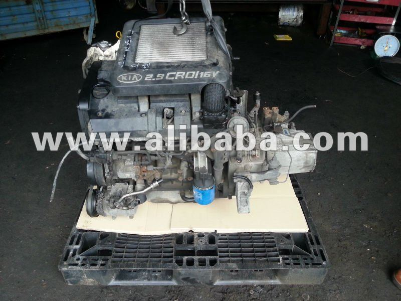 Used Engine for Kia Carnival J3 2.9L