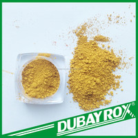 Inorganic Pigment Iron Oxide Yellow Factory Hot Sale In China