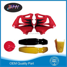 body parts good quality abs plastic motorcycle bodykits
