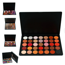 Highlight 35 Colors Eyeshadow <strong>Cosmetics</strong> Create Your Own Brand,Private Label Eyeshadow Palette