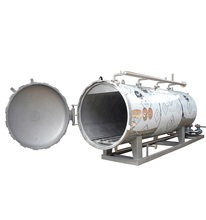 autoclave horizontal industrial